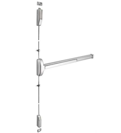 Surface vertical rod device (Exit hardware/ Fire exit hardware)