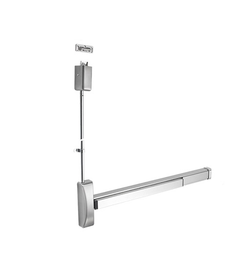 Less bottom rod device (Exit hardware/ Fire exit hardware)