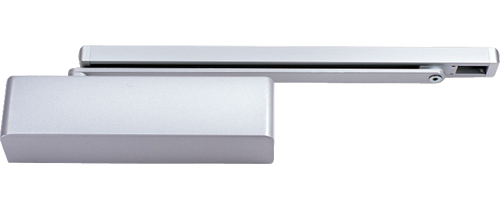 EN 2-5 door closer, cam action system