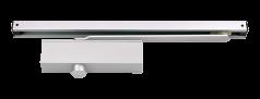 EN 3 door closer, rack & pinion with slide arm
