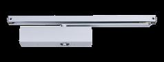 EN 2-4 door closer, rack & pinion with slide arm