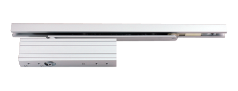 EN 3 concealed door closer, rack & pinion with slide arm