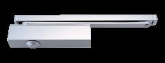 EN 2-4 door closer, cam action system