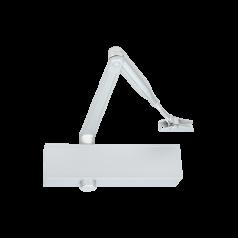 EN 2-4 door closer, rack & pinion with link arm